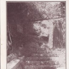 Postales: JARABA - BALNEARIO DE SERON (ZARAGOZA) - FUENTE DE LA PEÑA. Lote 145779974