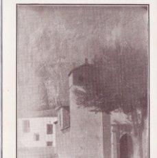 Postales: JARABA (ZARAGOZA) - SANTUARIO. Lote 145780022