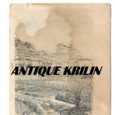 Postkarten - CALATAYUD .- SANTUARIO NTRA. SRA. DE LA PEÑA .- Nº 8 M. RAMOS Y COBOS .- FOTO P.B.U. - 145857526