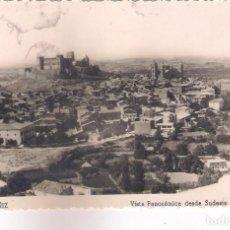 Postales: POSTAL DE ALCAÑIZ - VISTA PANORÁMICA DESDE SUDESTE.. Lote 145966886