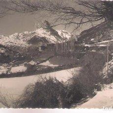 Postales: POSTAL DE LANUZA -VALLE DEL TENA -TERUEL .. Lote 146139198