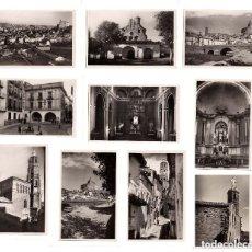 Postales: ALBALATE DEL ARZOBISPO.(TERUEL).- COLECCIÓN DE 10 POSTALES EDICIONES GARCIA GARRABELLA. Lote 146620654