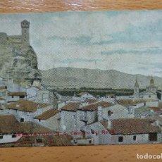 Postkarten - CALATAYUD ZARAGOZA Nº 6 CASTILLO DEL RELOJ. M. RAMOS COBOS - 146911814