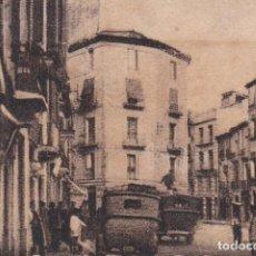 Postales: POSTAL ORIGINAL. DÉCADA 30. HUESCA. BARBASTRO. CALLE GENERAL RICARDOS. Nº 1104. Lote 147179962