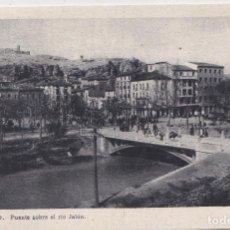 Postales: CALATAYUD (ZARAGOZA) - PUENTE SOBRE EL RIO JALON - FOTO RUBIO. Lote 147638650
