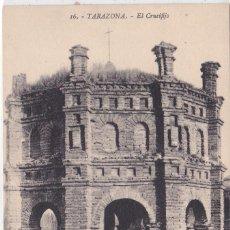 Postales: TARAZONA (ZARAGOZA) - EL CRUCIFIJO. Lote 147649010