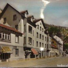 Postales: CANFRANC (HUESCA) 10 POSTALES EN ESTUCHE DESPLEGABLE. Lote 147881322