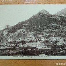 Postales: VALLE DE TENA- HUESCA. VISTA GENERAL DEL PUEBLO DE PANTICOSA. Lote 147936286