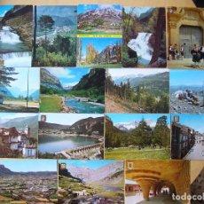 Postales: LOTE 28 POSTALES DE HUESCA. Lote 148213286