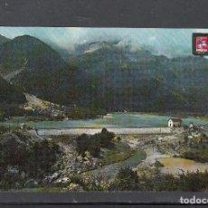 Postales: Nº 3221 BIELSA. EMBALSE EN EL VALLE DE PINETA. Lote 148213534