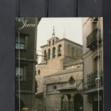 Postales: N.4 JACA. CALLE BELLIDO. AL FONDO LA CATEDRAL. Lote 148214022