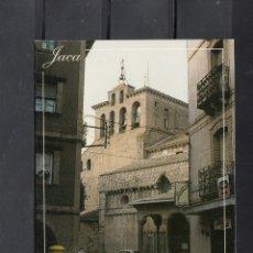 Postales: N.4 JACA. CALLE BELLIDO. AL FONDO LA CATEDRAL. Lote 148214178