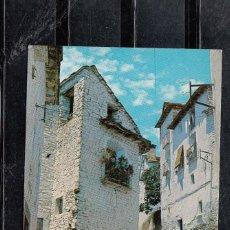 Postales: BOLTAÑA. CALLE TÍPICA. Lote 148214378