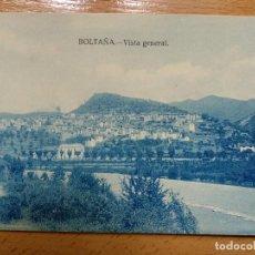 Postales: BOLTAÑA - VISTA GENERAL - ED· GALINO. Lote 149852950