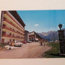 Postales: POSTAL SALLENT DE GALLEGO HOTEL FORMIGAL. Lote 150290536