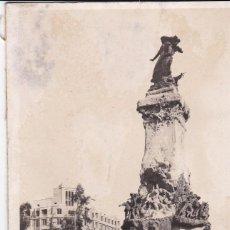 Postales: POSTAL DE ZARAGOZA - MONUMENTO A LOS SILIOS DE ZARAGOZA. Lote 150343458