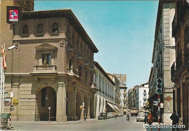 HUESCA, PORCHES DE GALICIA (Postales - España - Aragón Moderna (desde 1.940))