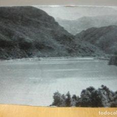 Postales: POSTAL PANTANO STA. ANA. BALDELLOU (HUESCA) FOTO J. PIQUET.. Lote 151489986