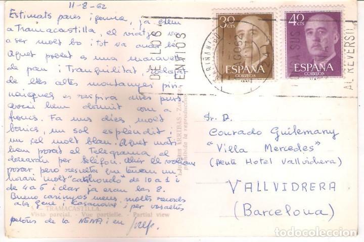 Postales: POSTAL DE TRAMACASTILLA - VISTA PARCIAL - TERUEL . - Foto 2 - 152278230
