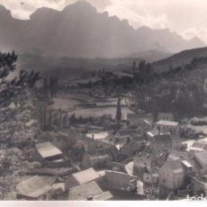 Postales: POSTAL DE TRAMACASTILLA -VALLE DE TENA - PANORÁMICA - TERUEL .. Lote 152278846