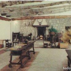 Postales: HOSTAL DEL CIERVO (LOS MONEGROS) - FOURNIER - S/C. Lote 152446202