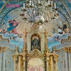 Postales: CALATAYUD, ALTAR MAYOR DE NRA. SRA. DE LA PEÑA - EDICIONES PARIS Nº 533 - S/C. Lote 152446346