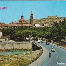 Postales: CALATAYUD, VISTA PARCIAL, AL FONDO EL CASTILLO - EDICIONES PARIS Nº 531 - S/C. Lote 152447210