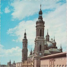 Postales: ZARAGOZA, TEMPLO DE NTRA. SRA. DEL PILAR - GARCIA GARRABELLA Nº 702 - S/C. Lote 152448786
