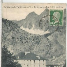 Postales: BALNEARIO DE PANTICOSA ESCRITA. Lote 152453394