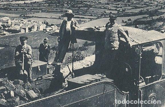 Postales: VILLANUA-FERROCARRIL-8-ED·HERAS-POSTAL ANTIGUA-(57.206) - Foto 2 - 152470478
