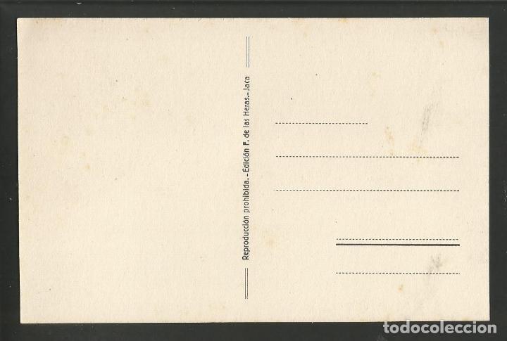 Postales: VILLANUA-FERROCARRIL-8-ED·HERAS-POSTAL ANTIGUA-(57.206) - Foto 3 - 152470478
