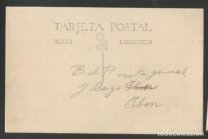 Postales: BALNEARIO DE PANTICOSA-VISTA DEL BALNEARIO Y PASEO EN BARCA-FOTOGRAFICA-POSTAL ANTIGUA-(57.213) - Foto 3 - 152472318