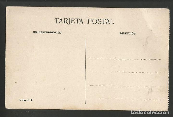 Postales: ANSO-UNA CAPEA-17-F.H. FOTOGRAFO-POSTAL ANTIGUA-(57.214) - Foto 3 - 152472458