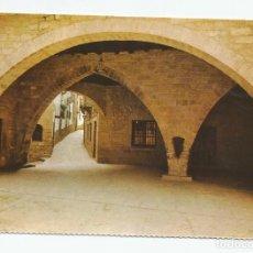 Postales: POSTAL DE ZARAGOZA-ARCOS DE SOS DEL REY CATOLICO -EDICIONES FARDI-MOD.88-SIN CIRCULAR. Lote 152681634