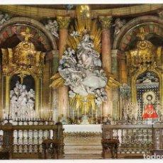 Postales: ZARAGOZA - BASÍLICA DEL PILAR. LA SANTA CAPILLA - COMERCIAL JOSAN - Nº34. Lote 152835246