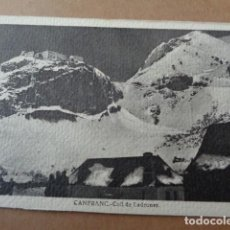Postales: CANFRANC. HUESCA. COLL DE LADRONES.. Lote 153609254