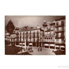 Postales: TERUEL.- PLAZA CARLOS CASTEL TORICO. Lote 153705502