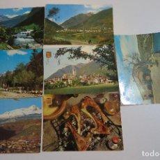 Postales: HUESCA LOTE POSTALES TARJETAS POSTALES ANTIGUAS . Lote 153867058