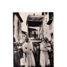 Postales: JACA.(HUESCA).- SIGUEN LAS URNAS CON LOS RESTOS DE LOS SANTOS FELIX-VOTO E INDALECIO. SANTA OROSIA. Lote 154413150