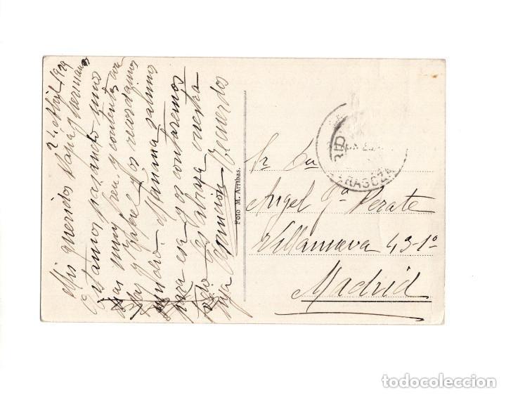 Postales: CALATAYUD.(ZARAGOZA).- CUARTEL DE ARTILLERÍA - Foto 2 - 154703438