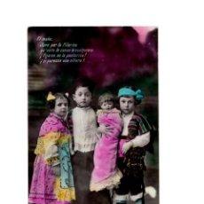 Postales: ARAGÓN.- EL MAÑO JURO POR LA PILARICA..... Lote 154703906