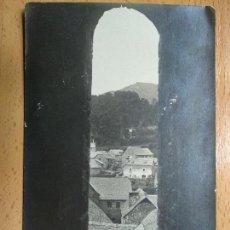 Postales: POSTAL FOTOGRAFICA, ARAGON PIRINEO HUESCA, A IDENTIFICAR. (ESCRITA EN TRAMACASTILLA 1924).. Lote 154818362