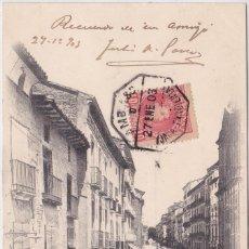 Postales: COSO ALTO (HUESCA) - FOTOTIPIA DE L. ESCOLA - ZARAGOZA. Lote 155252358