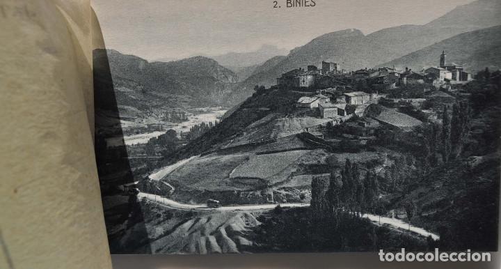 Postales: UN VIAJE A ANSÓ- LA FOZ DE BINIÉS - ÁLBUM COMPLETO. ED. F. DE LAS HERAS. JACA - Foto 3 - 155347898