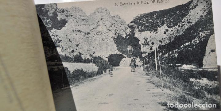 Postales: UN VIAJE A ANSÓ- LA FOZ DE BINIÉS - ÁLBUM COMPLETO. ED. F. DE LAS HERAS. JACA - Foto 4 - 155347898