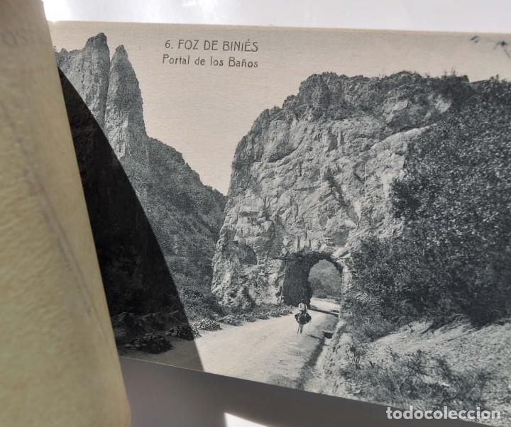 Postales: UN VIAJE A ANSÓ- LA FOZ DE BINIÉS - ÁLBUM COMPLETO. ED. F. DE LAS HERAS. JACA - Foto 6 - 155347898