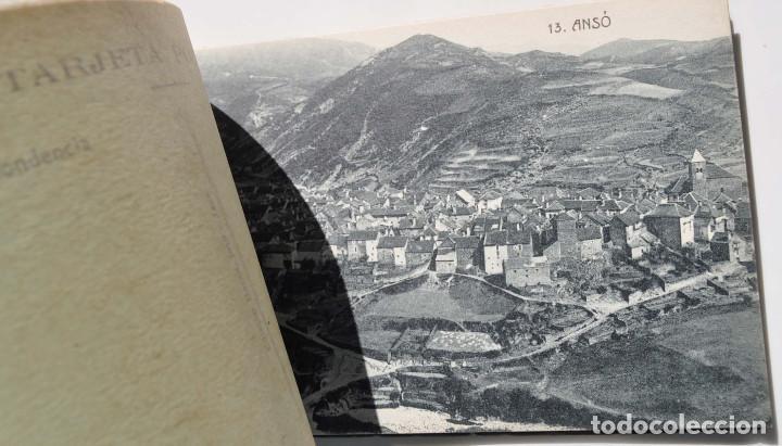 Postales: UN VIAJE A ANSÓ- LA FOZ DE BINIÉS - ÁLBUM COMPLETO. ED. F. DE LAS HERAS. JACA - Foto 7 - 155347898