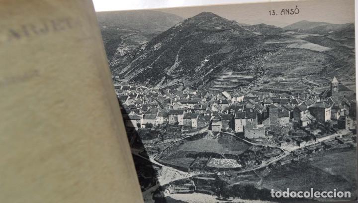 Postales: UN VIAJE A ANSÓ- LA FOZ DE BINIÉS - ÁLBUM COMPLETO. ED. F. DE LAS HERAS. JACA - Foto 8 - 155347898