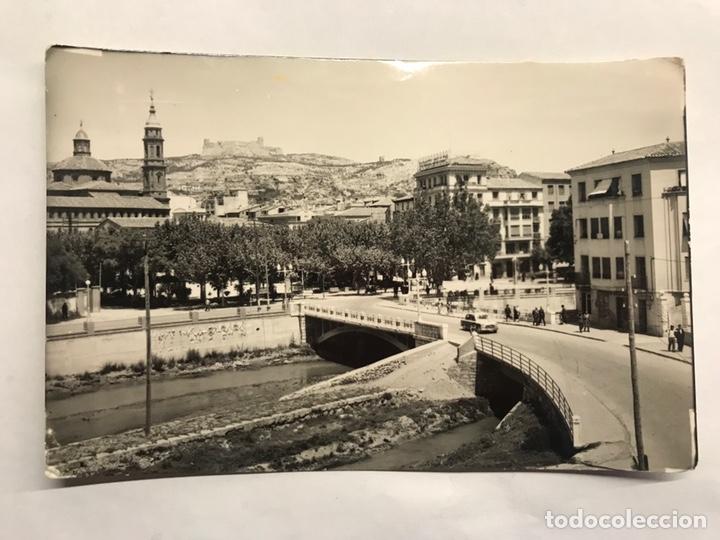 CALATAYUD (ZARAGOZA) POSTAL NO.80, VISTA PARCIAL. AL FONDO EL CASTILLO. EDITA: EDICIONES PARIS (Postales - España - Aragón Moderna (desde 1.940))