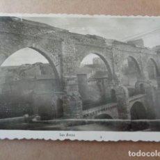 Postales: TERUEL. LOS ARCOS. EDICIONES ARRIBAS.. Lote 156022690